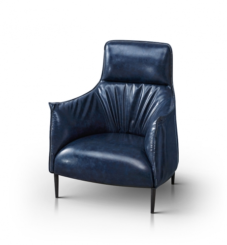 High Back Archibald A Armchair
